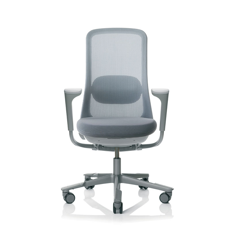 vendo sedia da ufficio ergonomica Hag Capisco Plus rossa