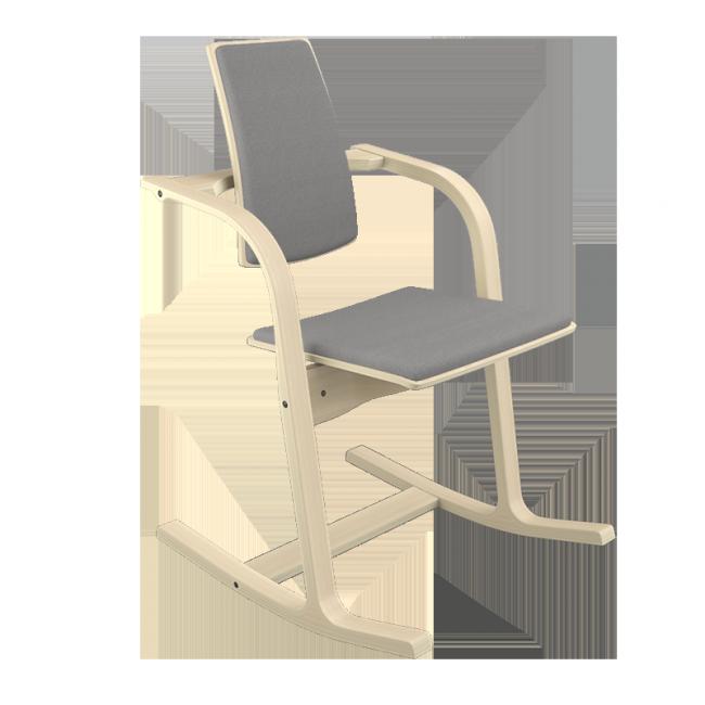 Sedia ergonomica Actulum Varier con feltri protezione – Casa Viva ...