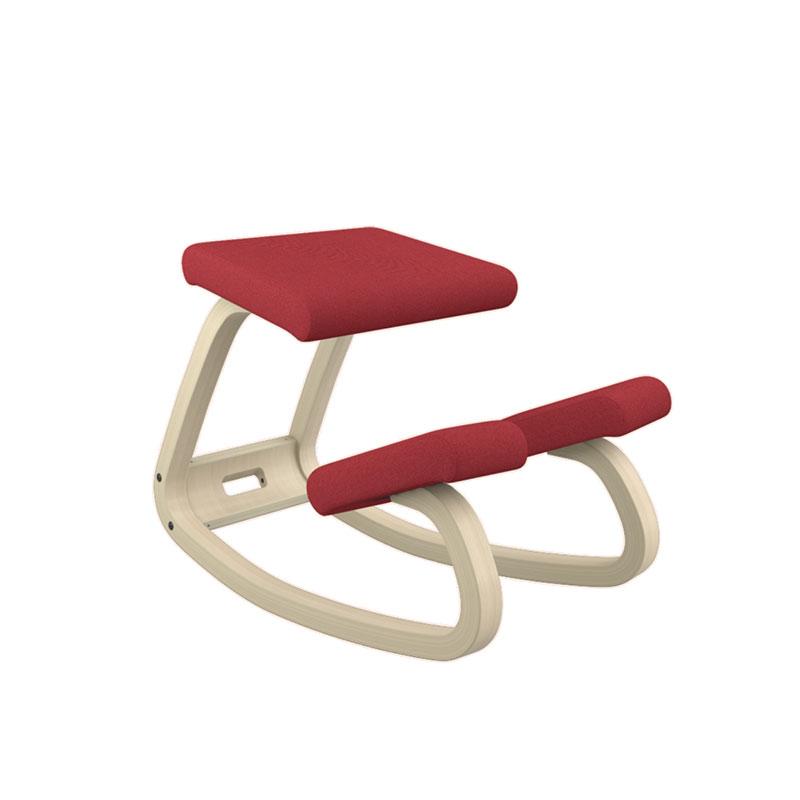 Sgabello ergonomico Variable ™ Balans® con feltri protezione – Casa ...